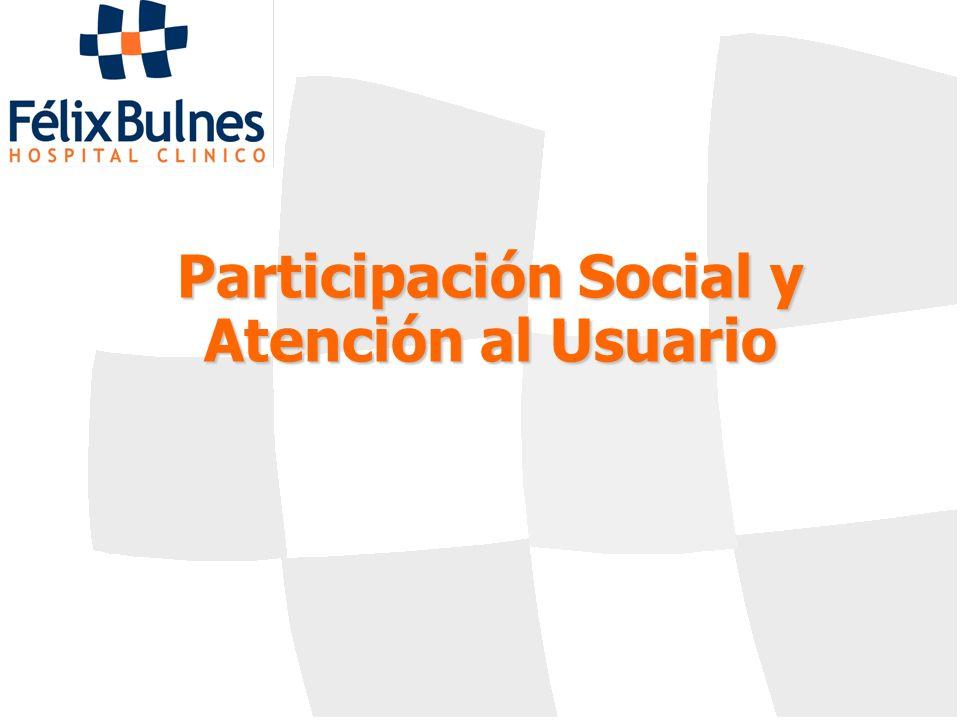 Participación Social y Atención al Usuario