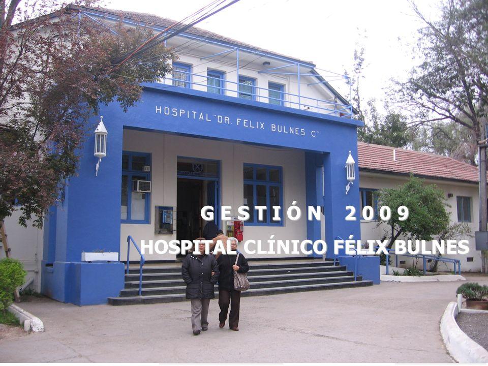 HOSPITAL CLÍNICO FÉLIX BULNES