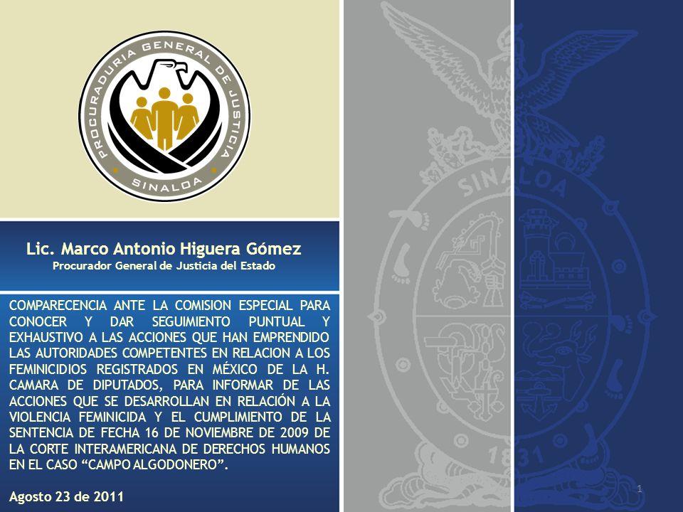 Lic. Marco Antonio Higuera Gómez