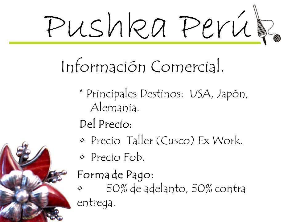 Información Comercial.
