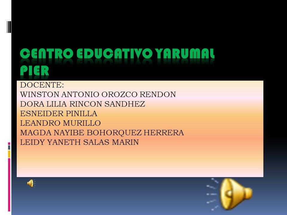 CENTRO EDUCATIVO YARUMAL PIER