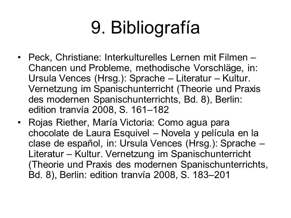 9. Bibliografía