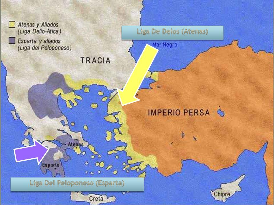 Liga Del Peloponeso (Esparta)