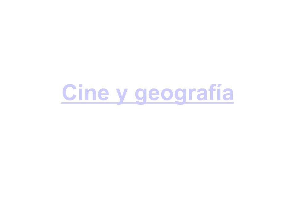 Cine y geografía