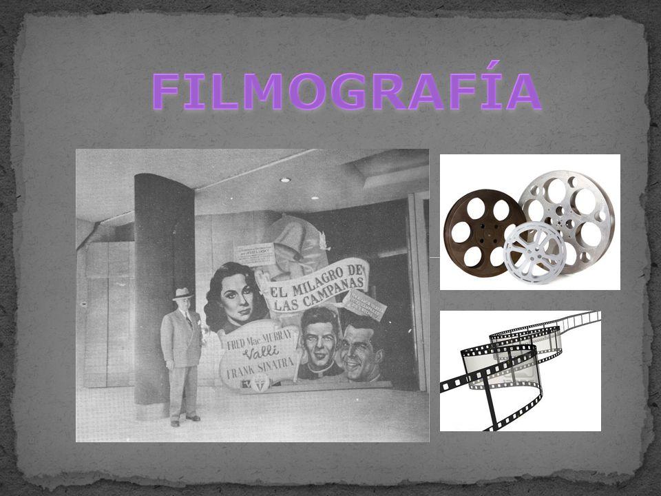 FILMOGRAFÍA