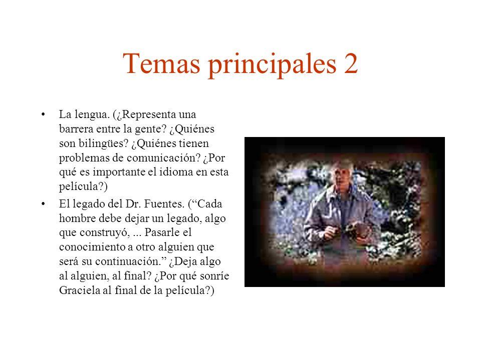 Temas principales 2
