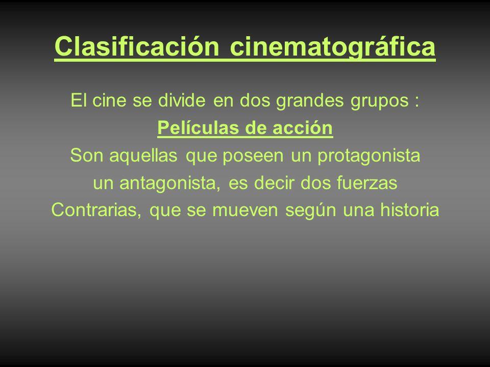 Clasificación cinematográfica