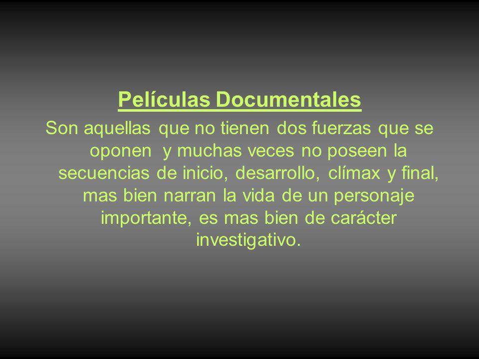 Películas Documentales
