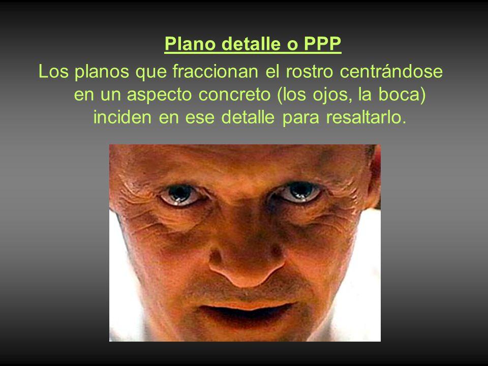Plano detalle o PPP