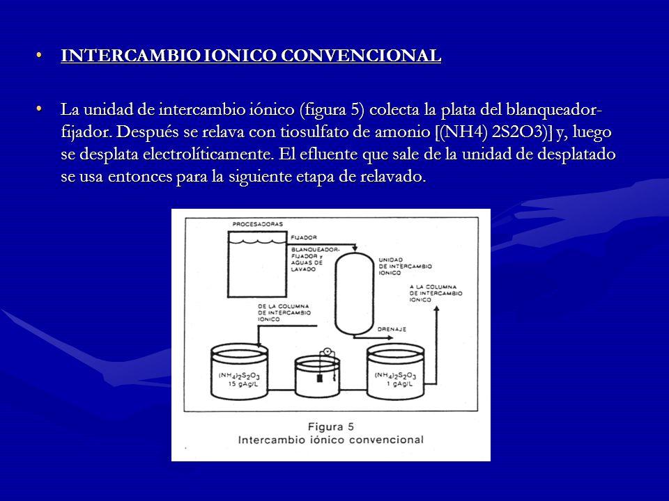 INTERCAMBIO IONICO CONVENCIONAL