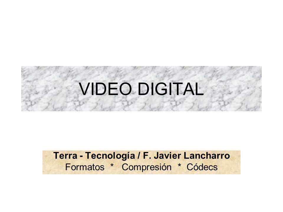 Terra - Tecnología / F. Javier Lancharro
