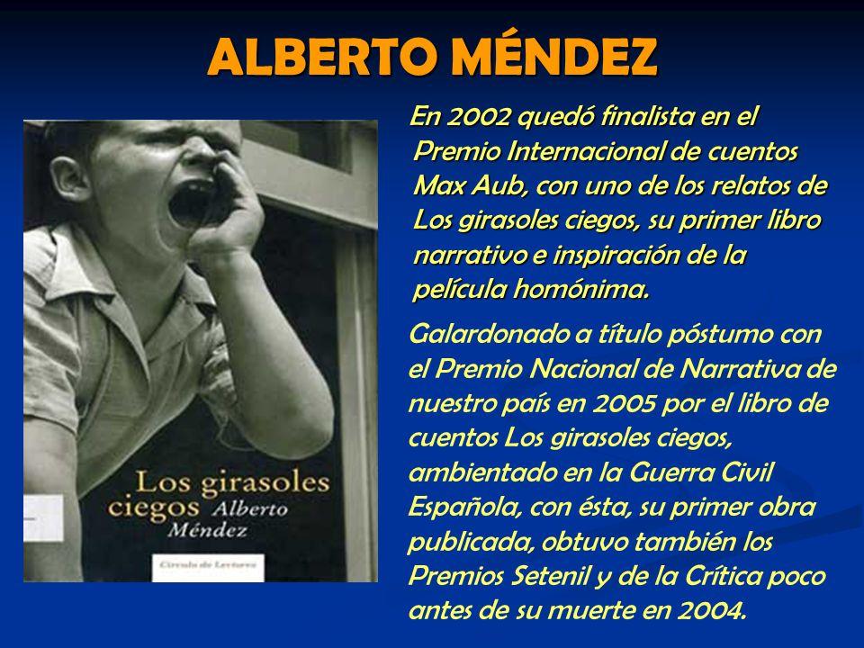 ALBERTO MÉNDEZ