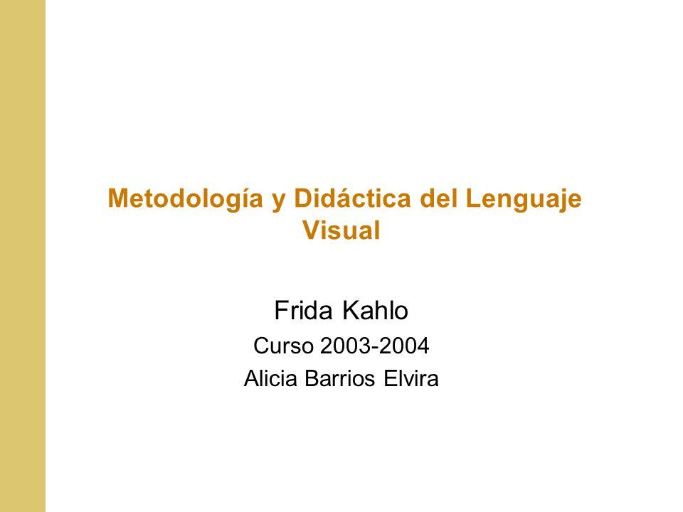 Metodología y Didáctica del Lenguaje Visual