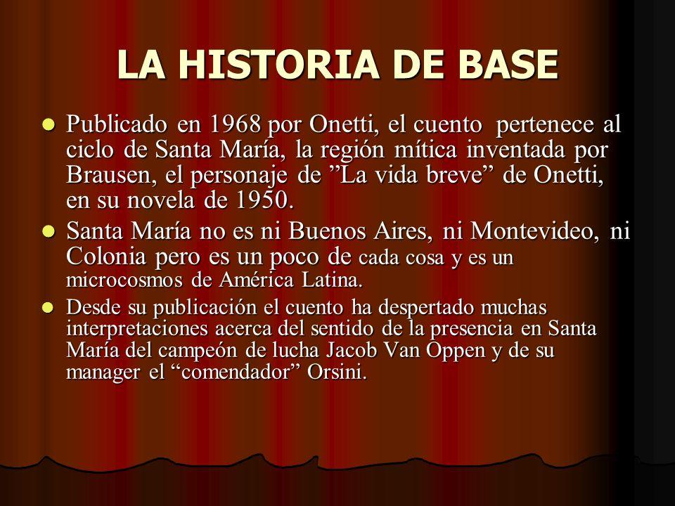LA HISTORIA DE BASE
