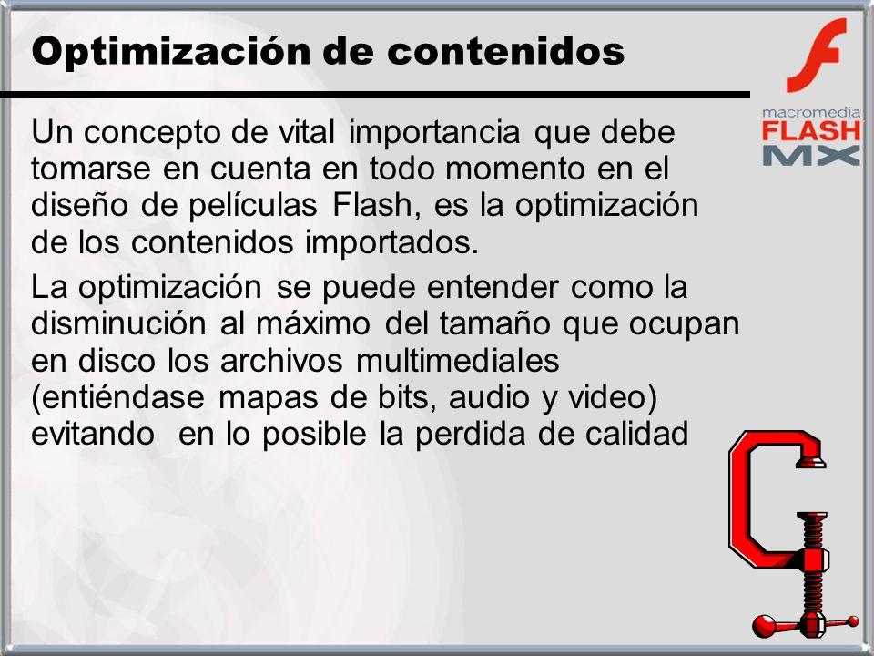 Optimización de contenidos