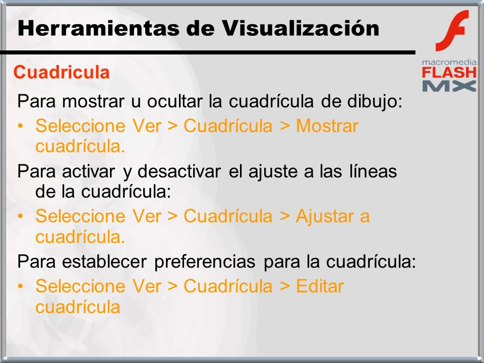Herramientas de Visualización