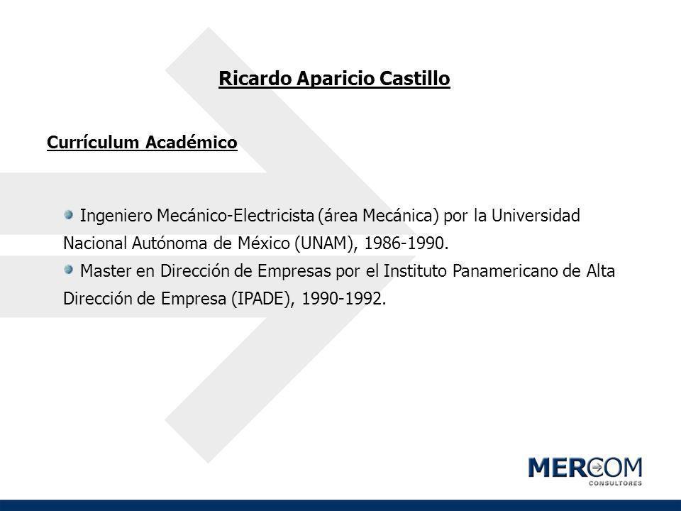 Ricardo Aparicio Castillo