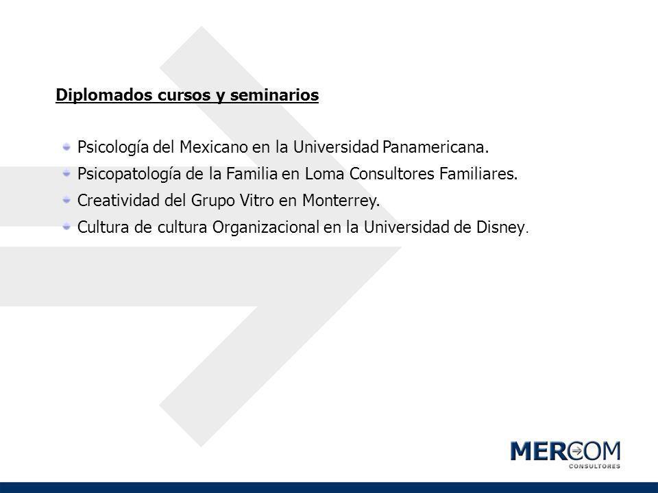 Diplomados cursos y seminarios