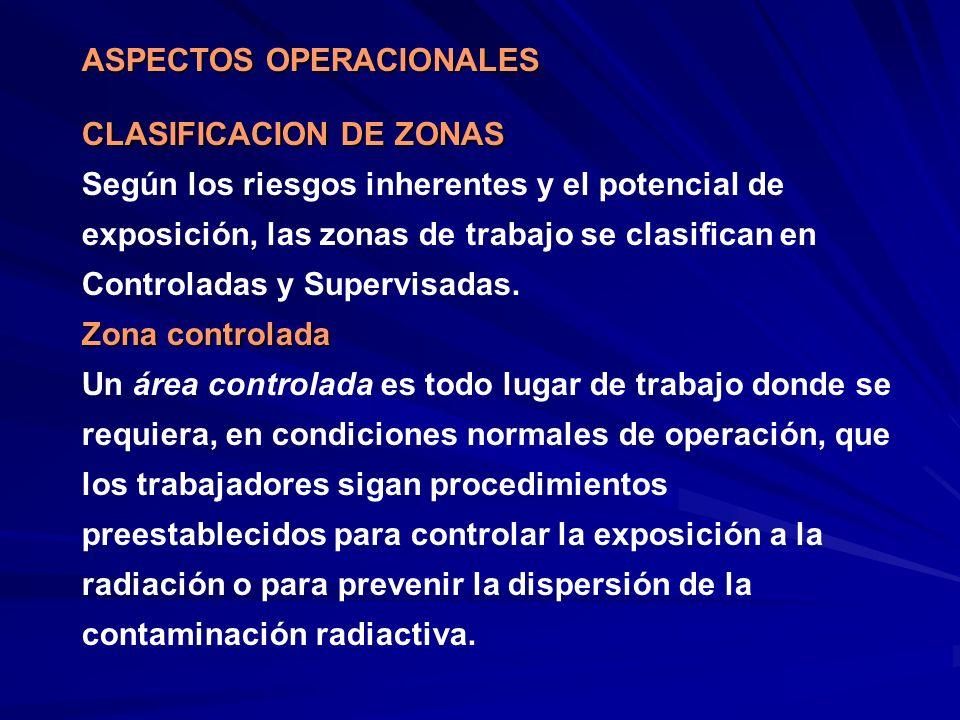 ASPECTOS OPERACIONALES