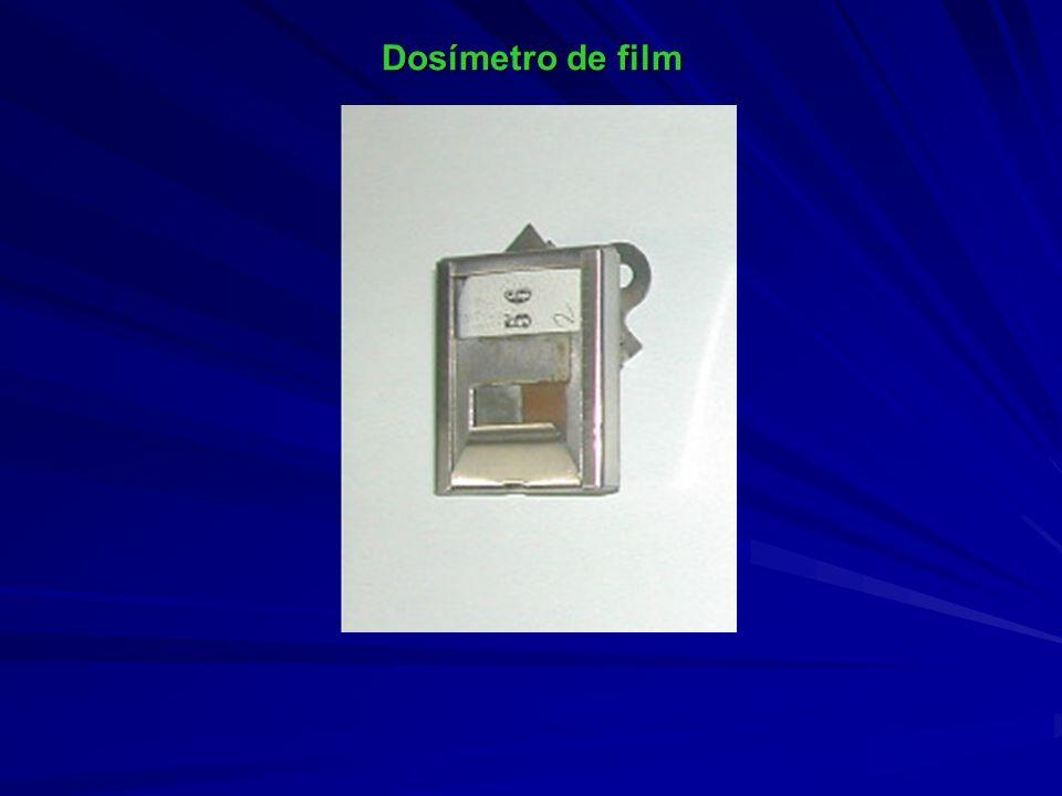 Dosímetro de film