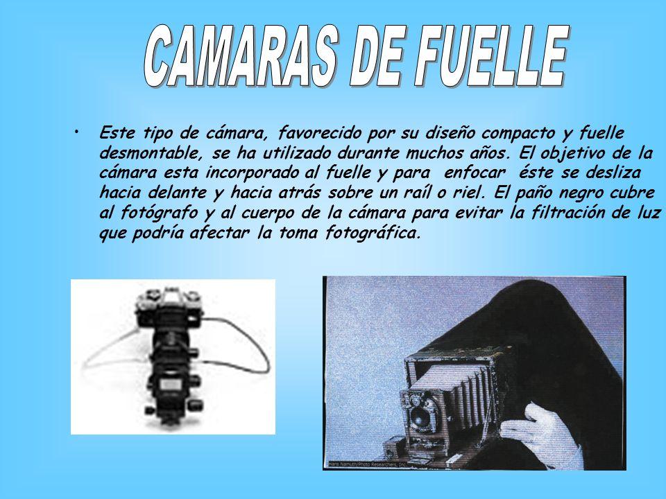 CAMARAS DE FUELLE
