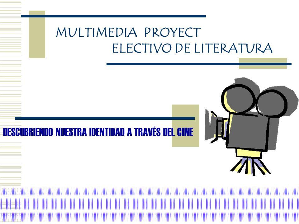 MULTIMEDIA PROYECT ELECTIVO DE LITERATURA