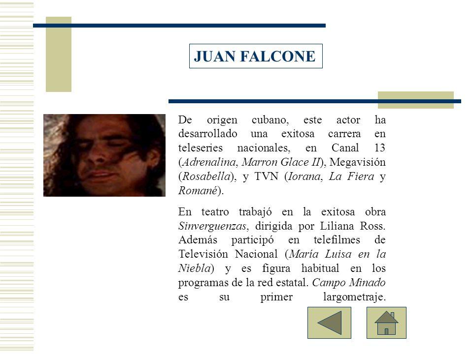JUAN FALCONE