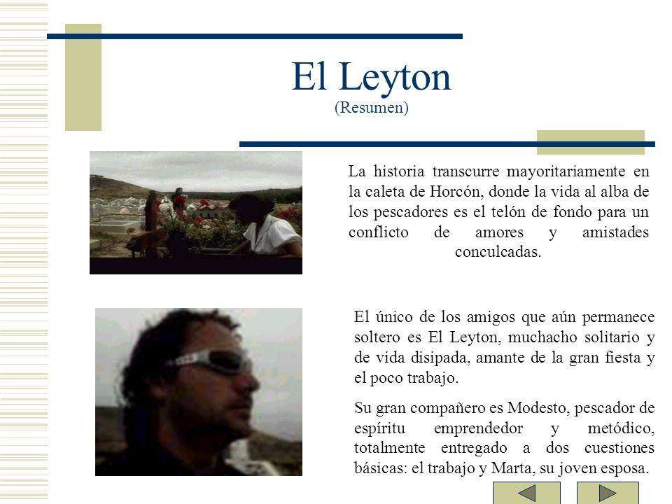 El Leyton (Resumen)