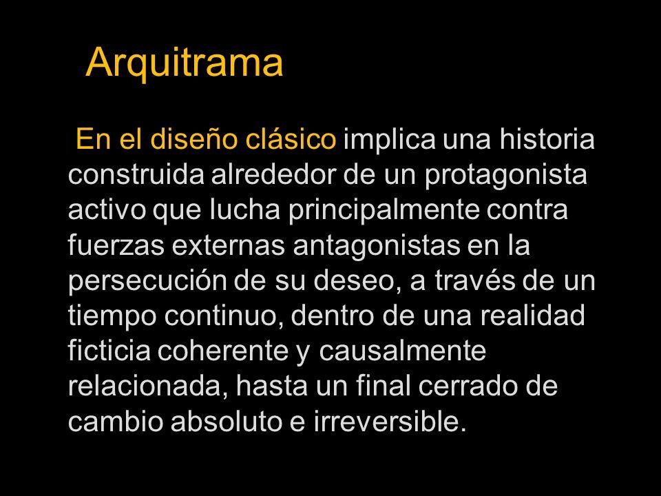 Arquitrama