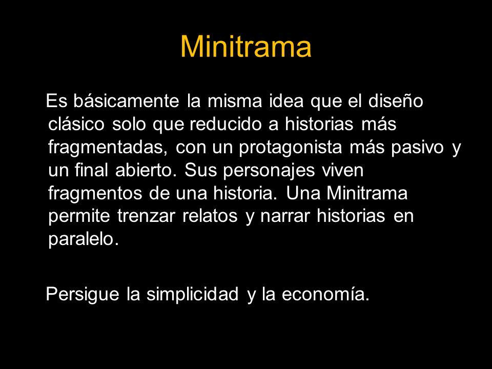 Minitrama
