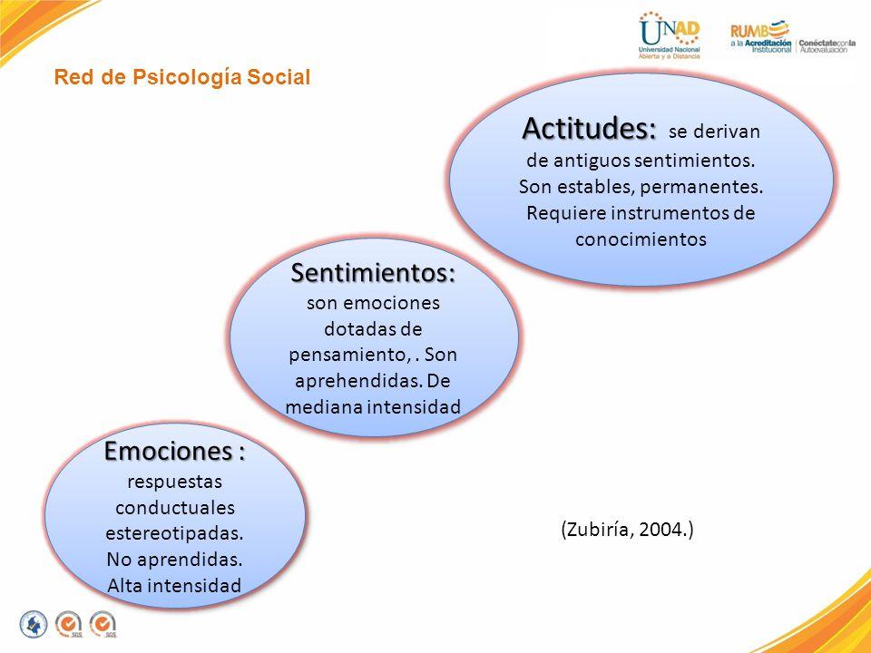 Red de Psicología Social