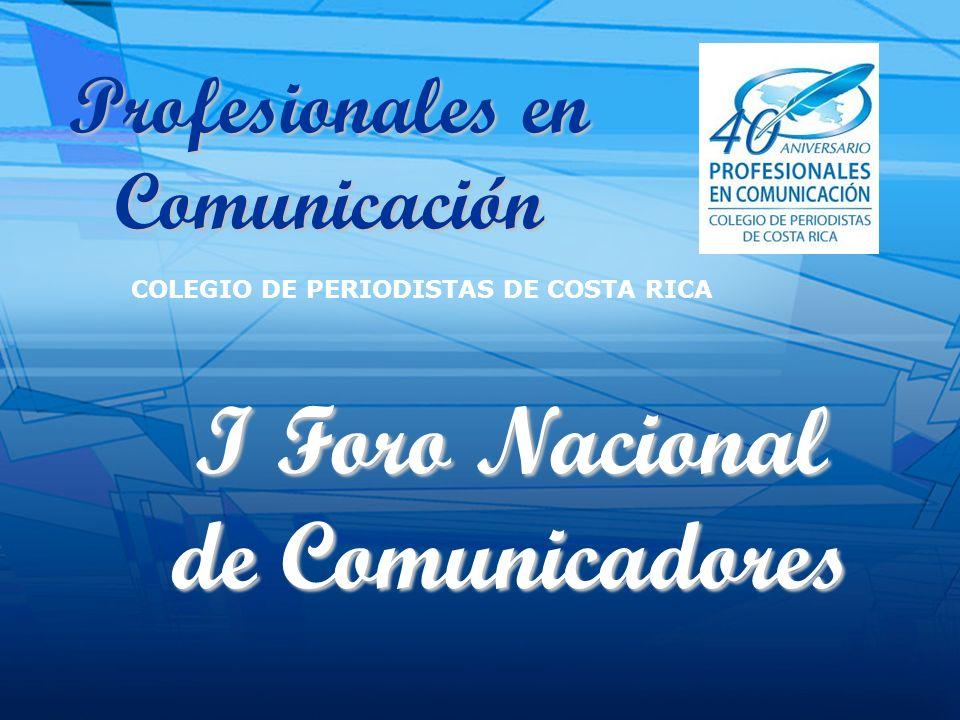 Profesionales en Comunicación