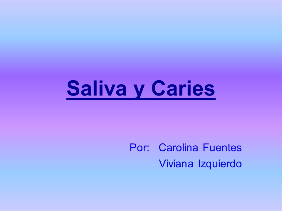 Por: Carolina Fuentes Viviana Izquierdo