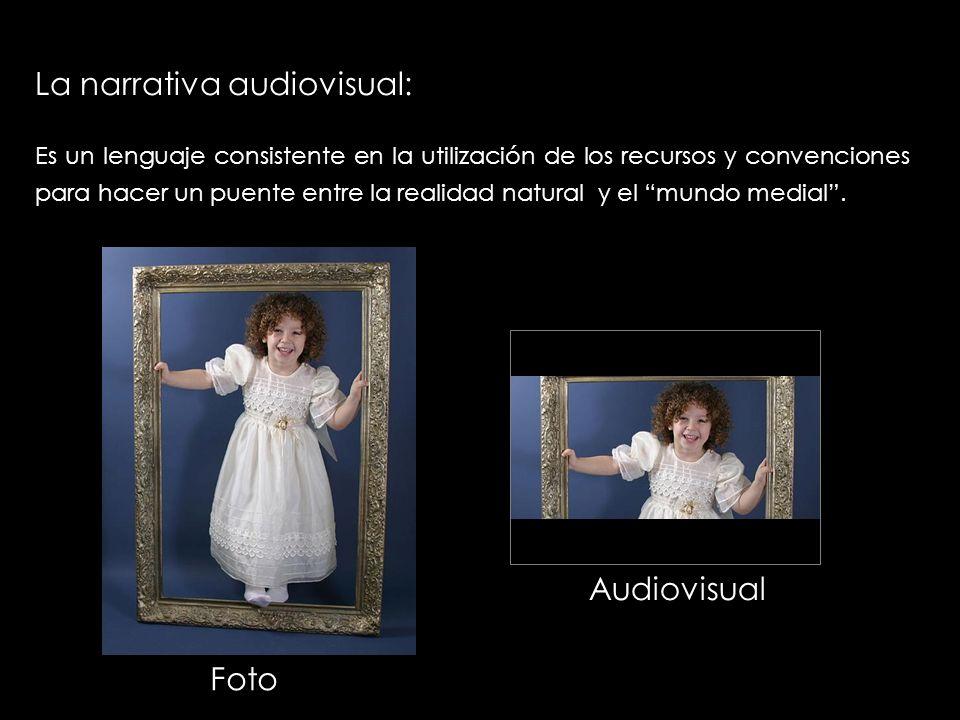 La narrativa audiovisual: