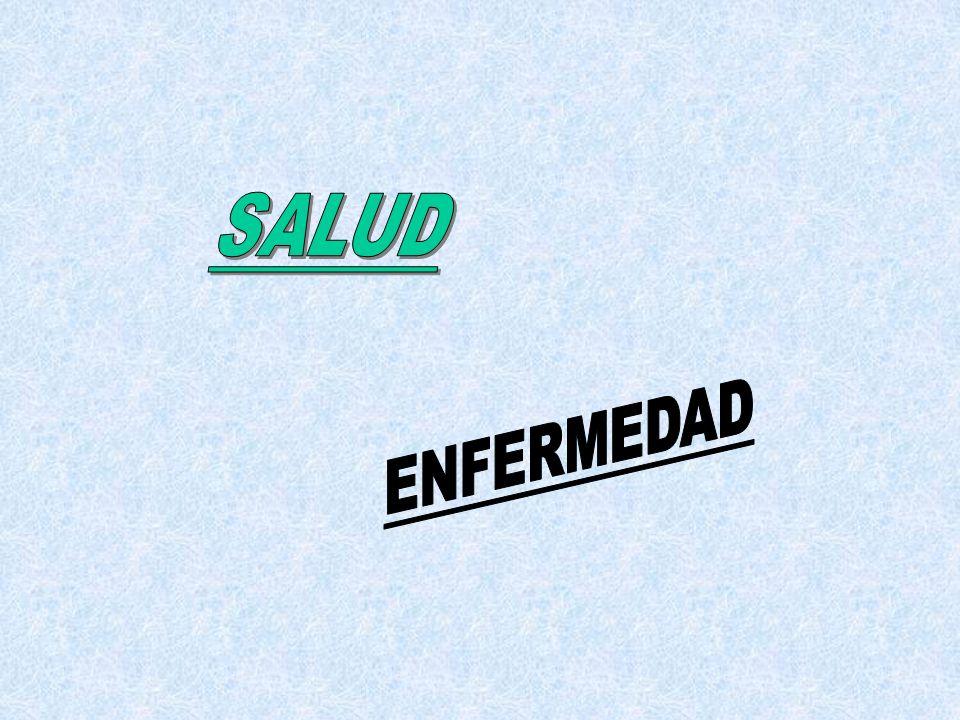 SALUD ENFERMEDAD