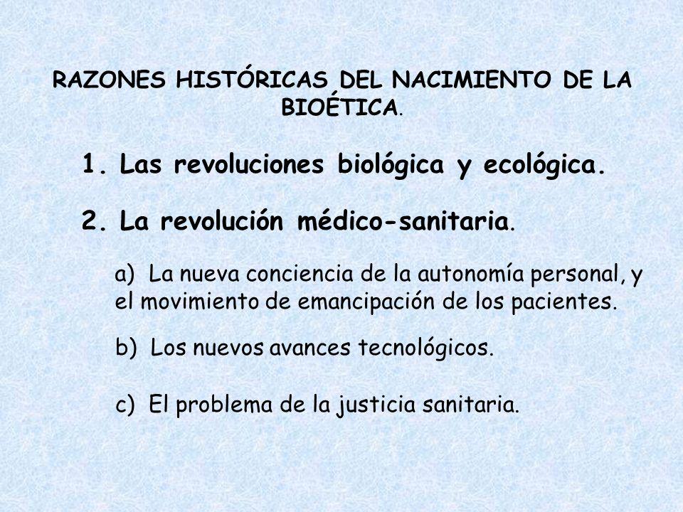 RAZONES HISTÓRICAS DEL NACIMIENTO DE LA