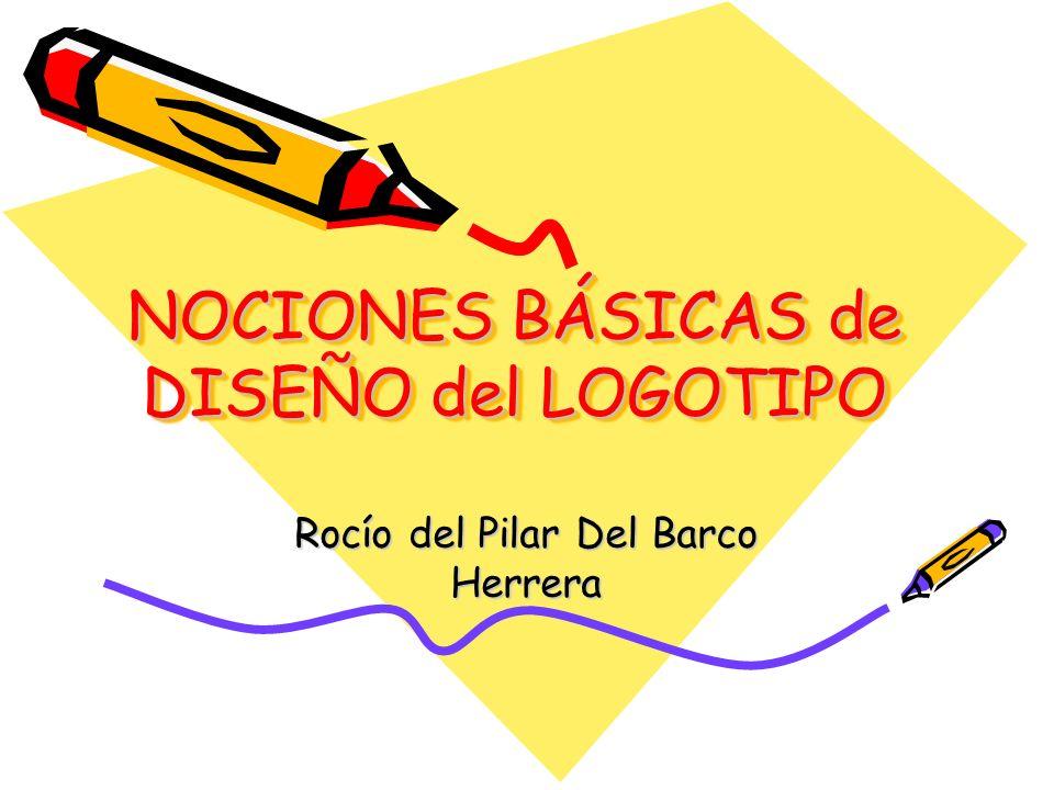 NOCIONES BÁSICAS de DISEÑO del LOGOTIPO