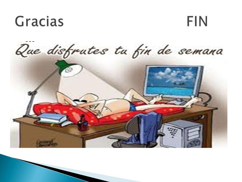 Gracias FIN fff
