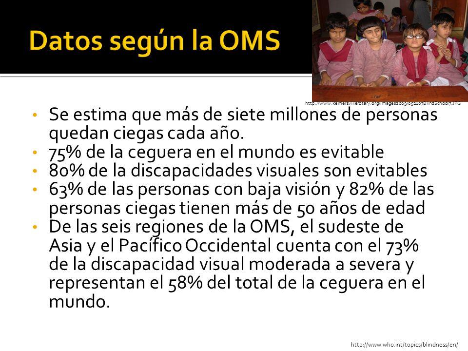 Datos según la OMS http://www.kernersvillerotary.org/images2009/052107BlindSchool7.JPG.