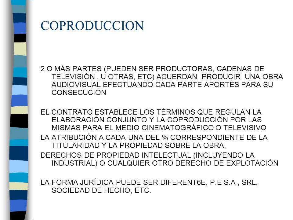 COPRODUCCION