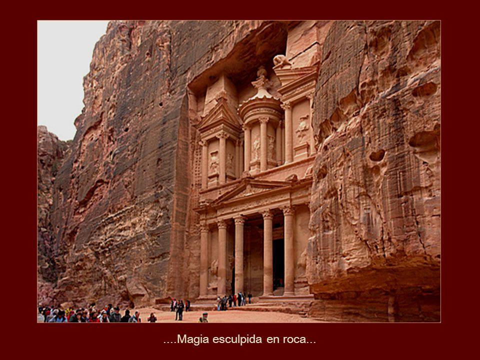 ....Magia esculpida en roca...