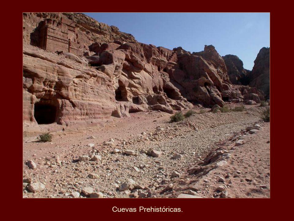 Cuevas Prehistóricas.