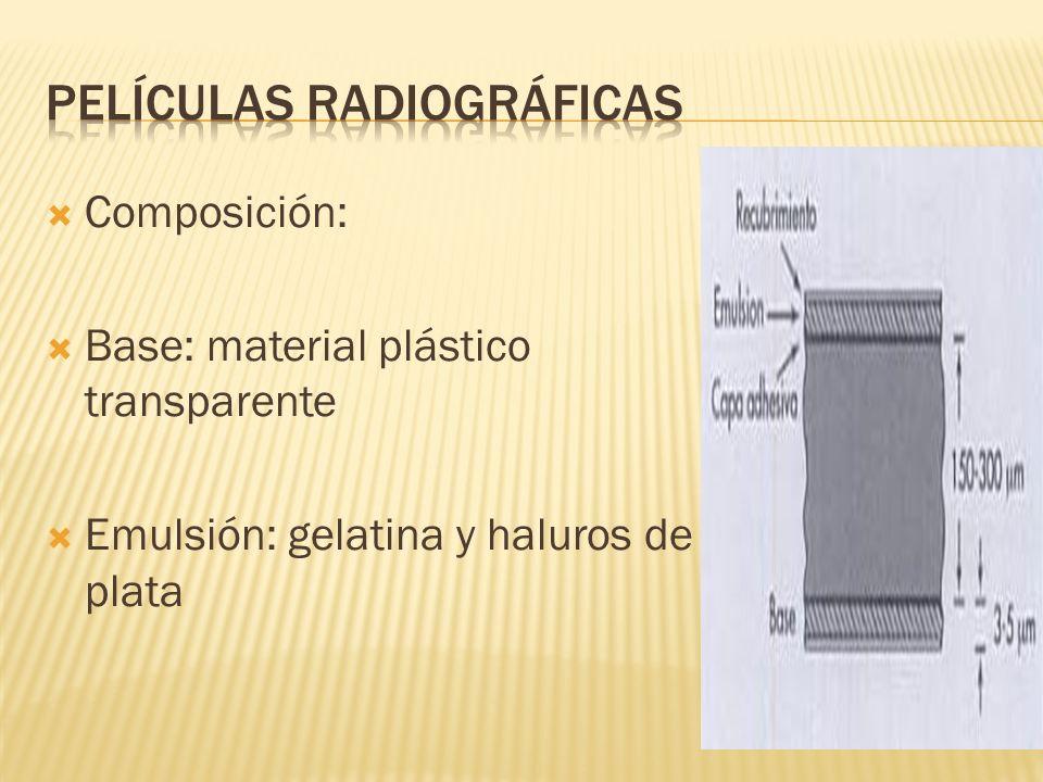 Películas radiográficas