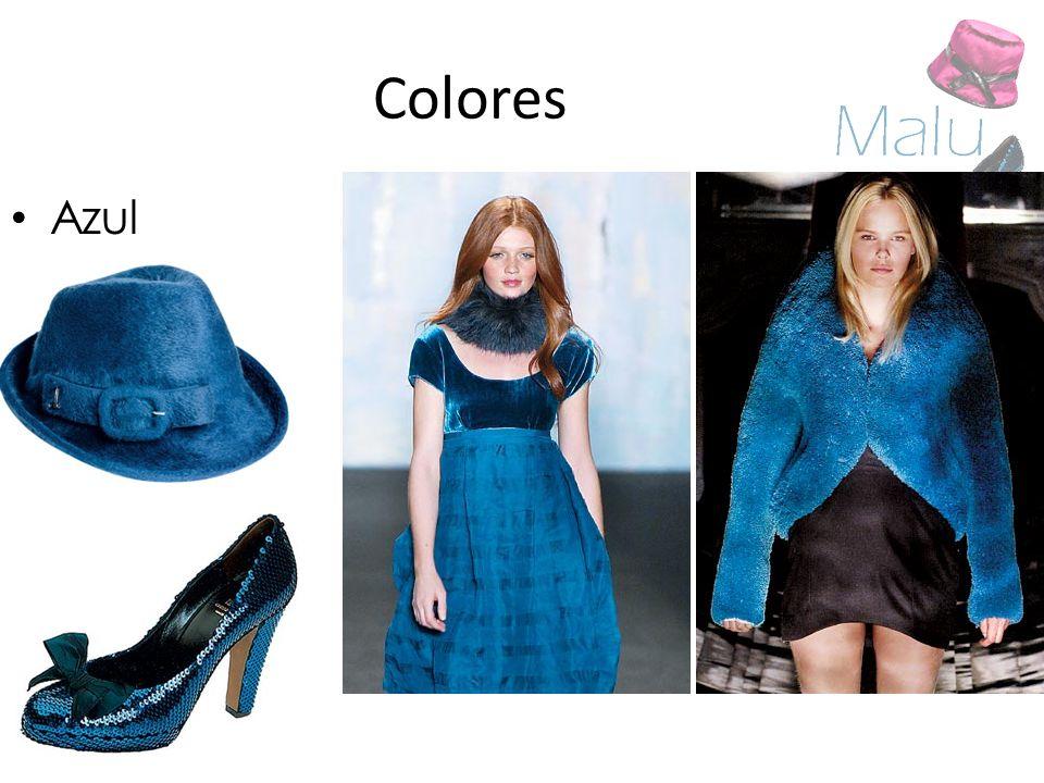 Colores Azul