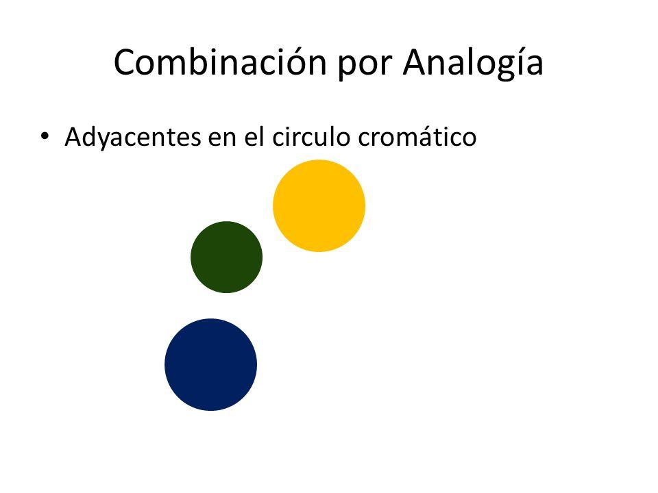 Combinación por Analogía