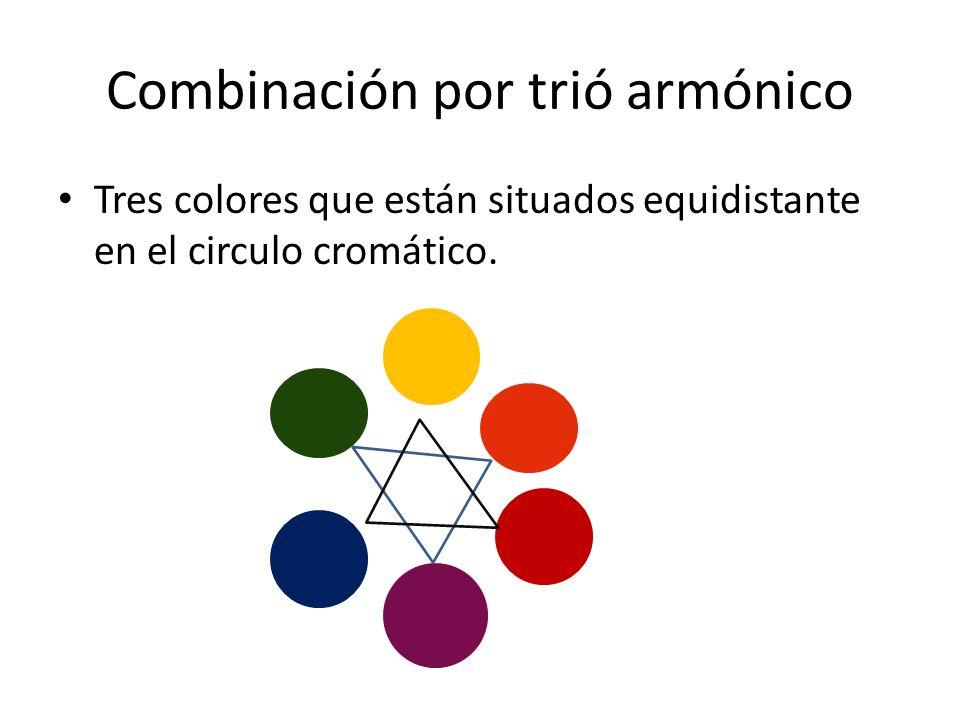 Combinación por trió armónico