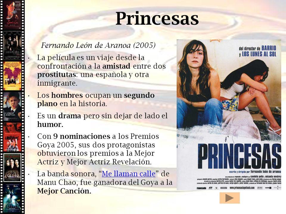 Princesas Fernando León de Aranoa (2005)