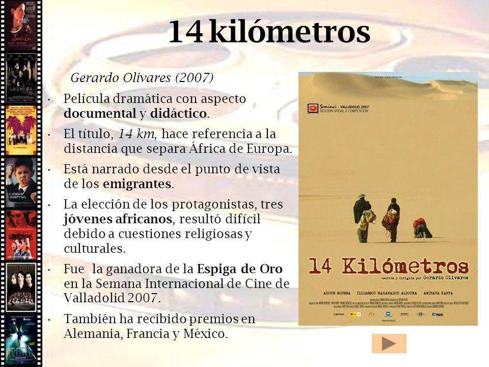 14 kilómetros Gerardo Olivares (2007)