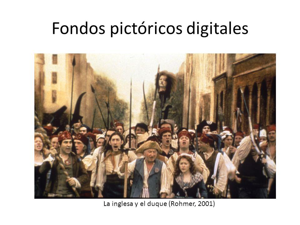 Fondos pictóricos digitales