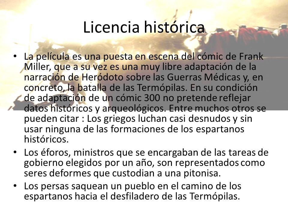 Licencia histórica